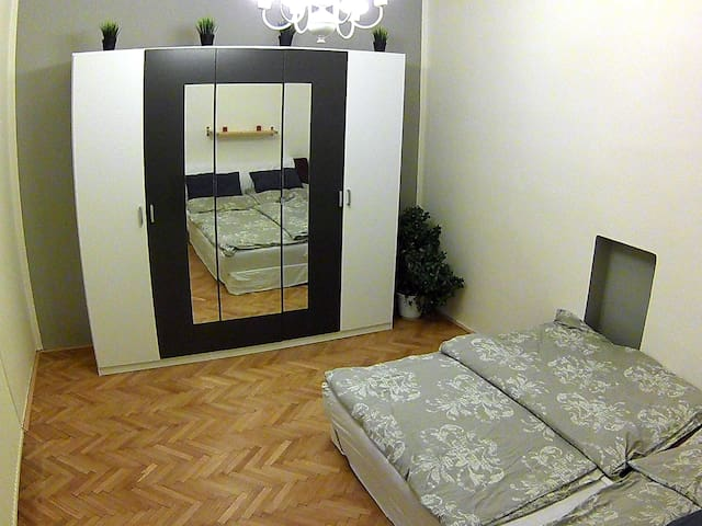 A1 Ruby room in the centre of Brno villa district - เบอร์โน - บ้าน