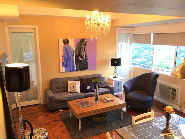 Greenhills 1BR Central Location