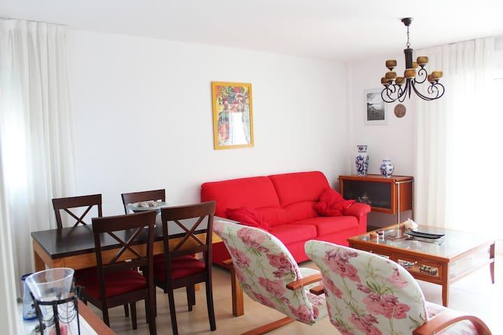 Precioso apartamento para desconectar junto al mar - Calarreona - Departamento