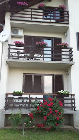 PLITVICE DIAMOND APARTMENTS - Korenica - Haus