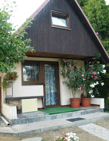 House for 4 persons with pool in Včelákov R3275