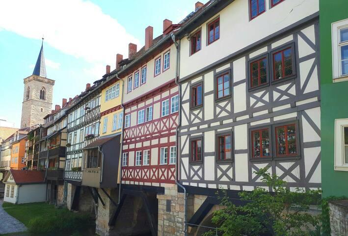 Stilvolle Wohnung in der Altstadt mit Balkon