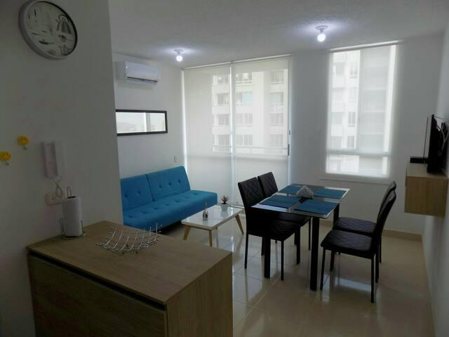 Moderno apartamento - Cartagena