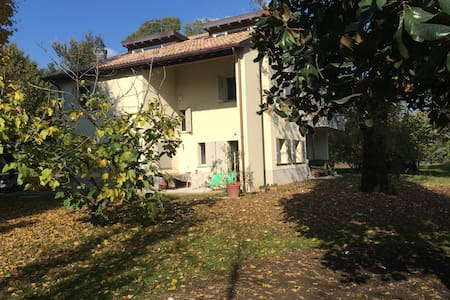 Raffinato cottage nel verde - Parma
