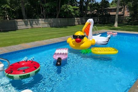 Summer in the Hamptons