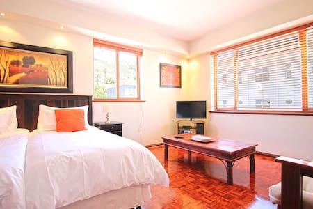 Comfy Cosy Studio Apartment in Fantastic Location - Cape Town