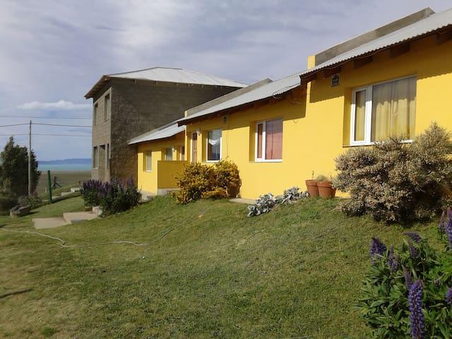 Casa El Calafate con Vista al Lago - El Calafate