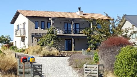 Tuscan Villa - Straw Bale