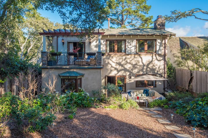 3748 Tuscany by-the-Sea ~ New Vacation Rental! Walk To Downtown Carmel!