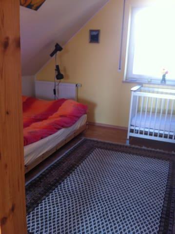 Urlaub auf dem Land - Neunburg vorm Wald - Appartement