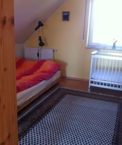 Urlaub auf dem Land - Neunburg vorm Wald - 公寓