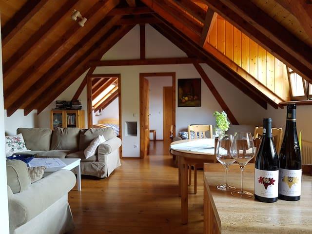 Ferienwohnung im Weingut Dr. Wehrheim