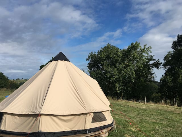 Bellami - Bell-tent on our idyllic Cotswolds farm