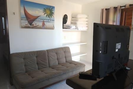 Apartamento térreo Nº 02 no coração de Pipa.