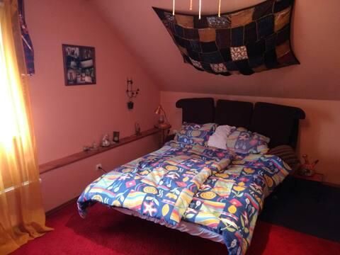 Plunge accommodation