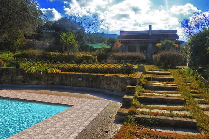 Villa Arancia, romantic villa with pool - Carlentini - Vila