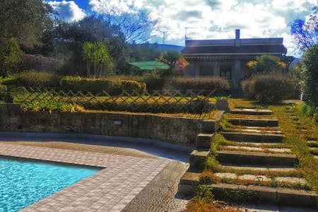 Villa Arancia, romantic villa with pool - Carlentini - Villa