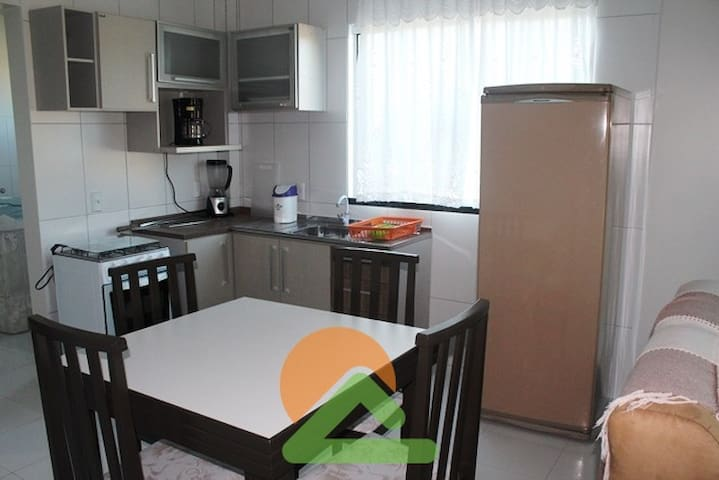 Apartamento inteiro Praia de Bombas, Bombinhas SC