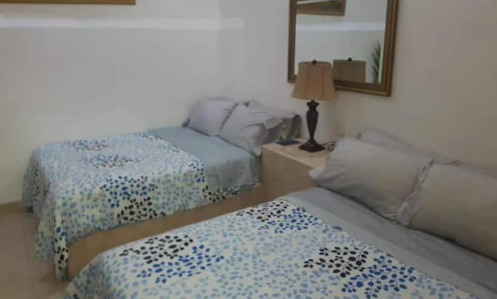 Hotel Rj Querétaro, céntrico, seguro y limpio.