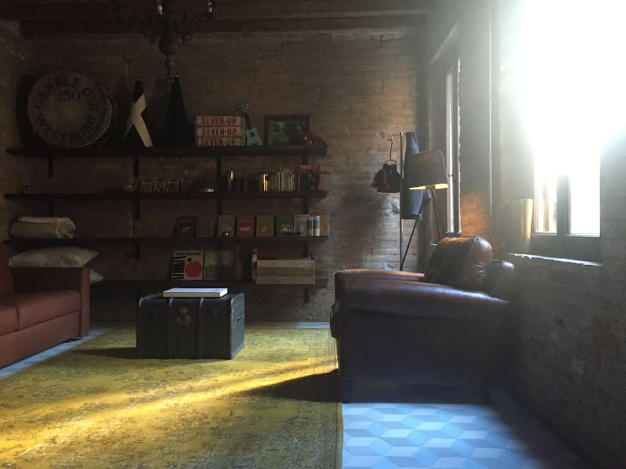 Living room/3rd bedroom