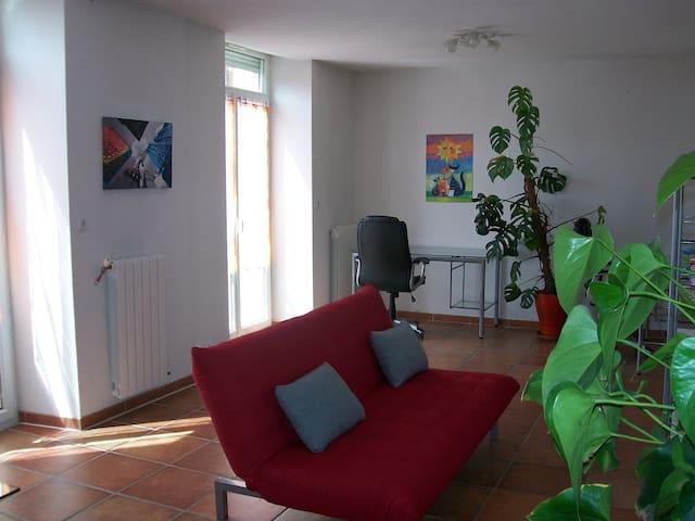 Appartement - Centre historique de Foix.