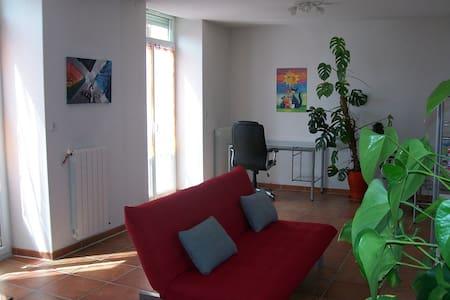 Appartement - Centre historique de Foix. - Foix