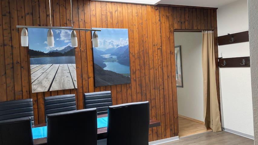 Appartement in St. Moritz-Bad