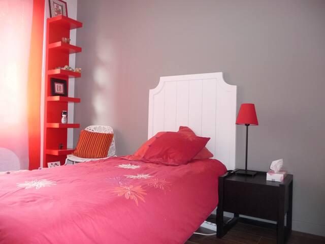 Chambre à louer quartier Berriat - Grenoble - House
