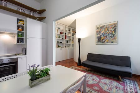 Stylish Apartment at Isola-Garibaldi District.