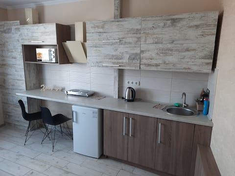 NEW studio apartments with good location