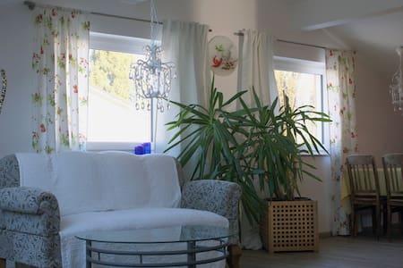 Ferienwohnung unterm Dach in Oberschwaben - Grünkraut - 公寓