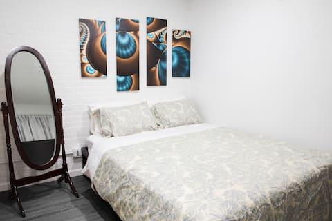 Master Room in FiDi (Seaport) w/ Private Bathroom