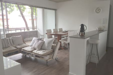 Spacious bedroom in Buenos Aires (with breakfast) - Buenos Aires