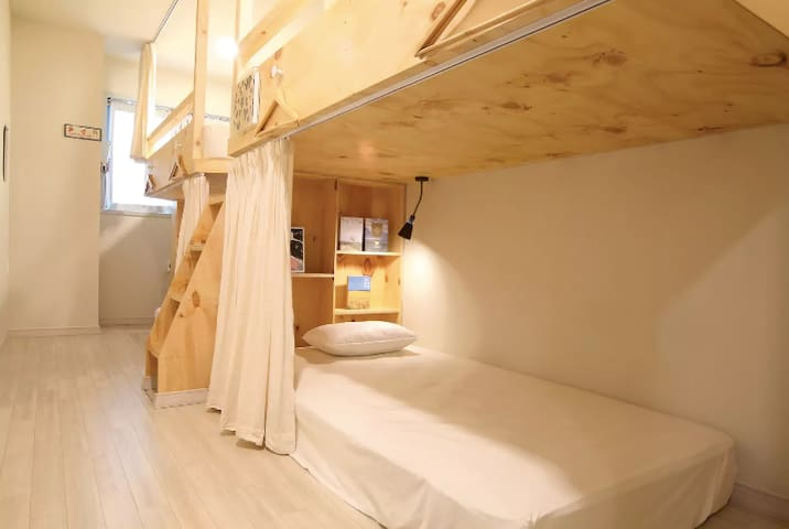 Male 4 dormitory 올레스테이(ollestay) - Jungjeong-ro, Seogwipo-si - Guesthouse