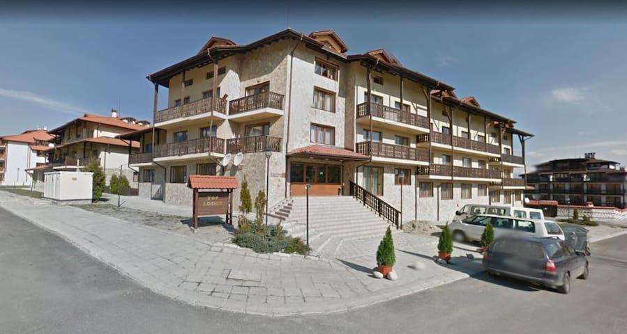 Aparthotel Vista Top Lodge