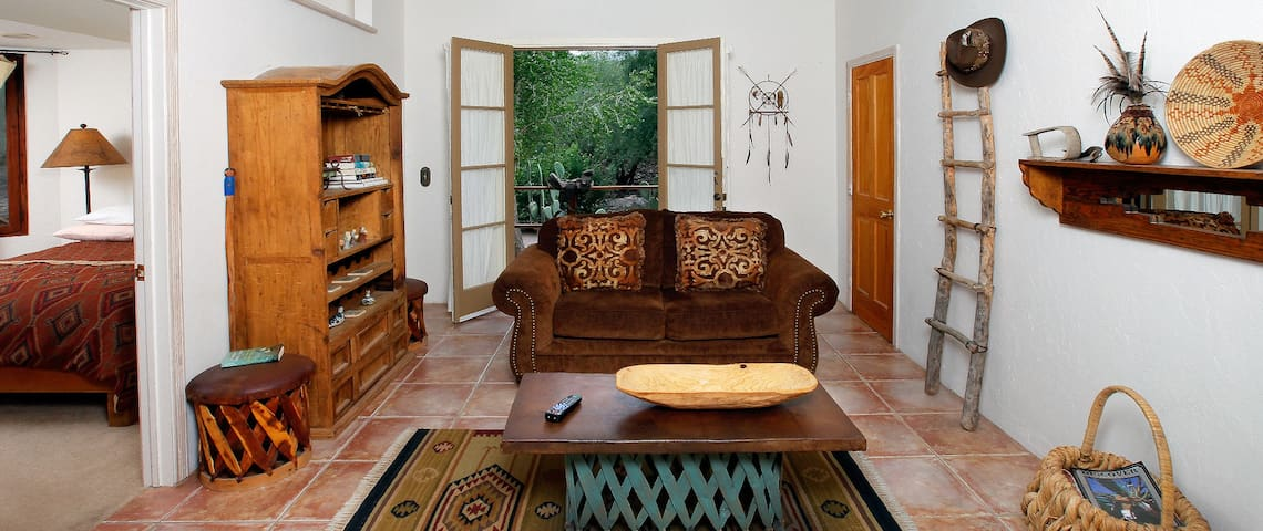 2 Bedroom Suite - Tubac - Bed & Breakfast
