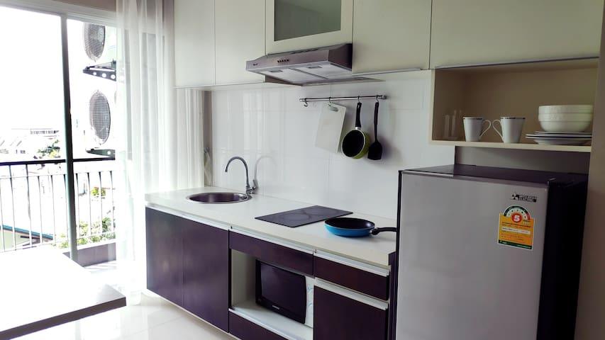 Modest & Cozy condominium in central Phuket