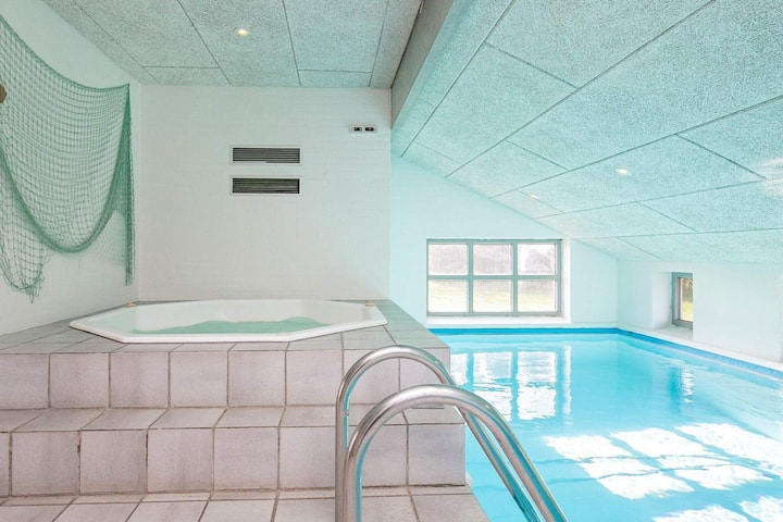 Spacious Cottage in Blåvand with Indoor Pool