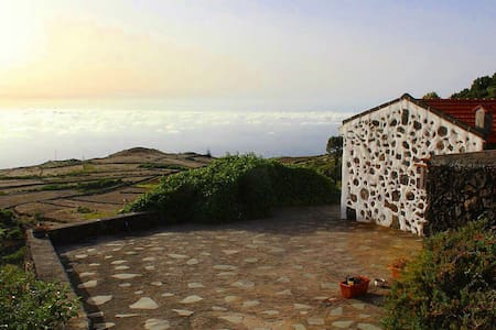 SPECTACULAR RURAL HOUSE WITH OCEAN VIEWS - Villa de Valverde - Haus
