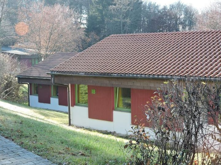 Feriendorf Tieringen, (Meßstetten), Ferienhaus 4 Oberdorf, 99qm, 4 Schlafzimmer, max. 8 Personen