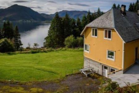 Willkommenauf Barmøya der Ferieninsel am Westkap