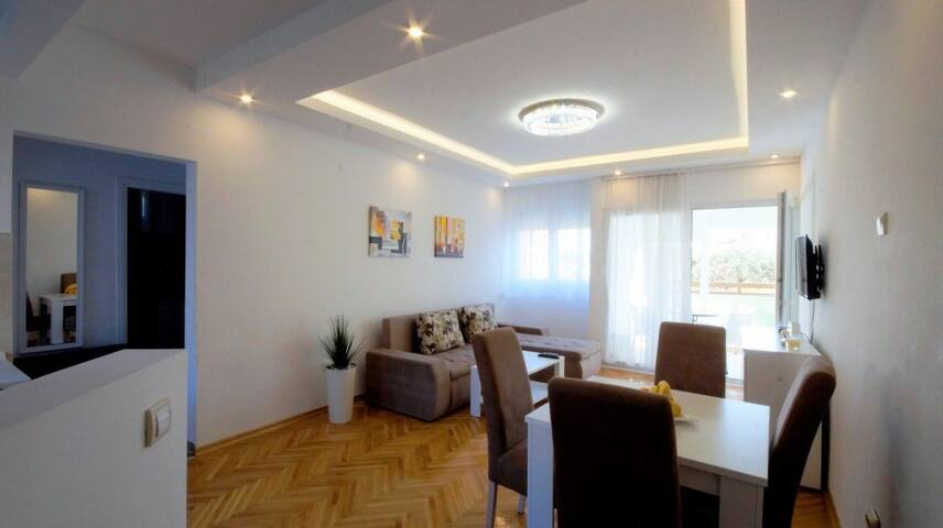 Lux apartment in an excellent locat