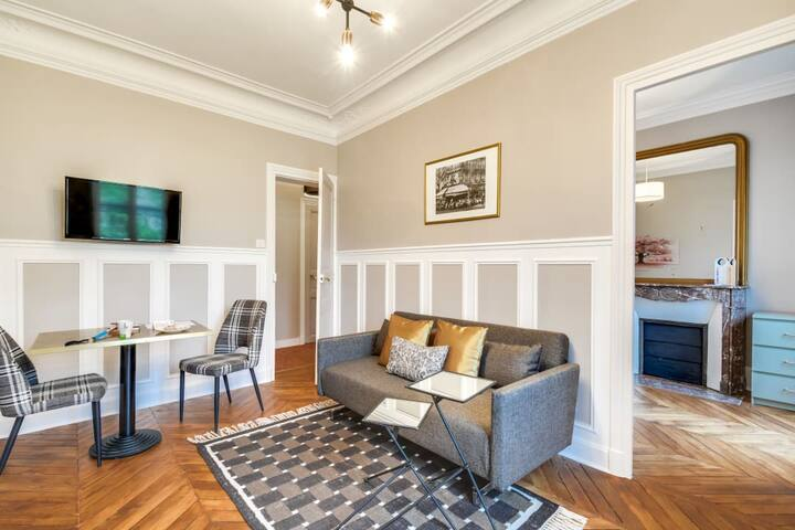 Stunning & Spacious Chic Apartment in St Germain