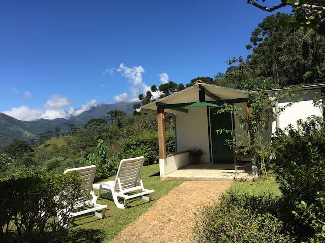 Visconde de Mauá - Chalet - Sitio dos Vagalumes