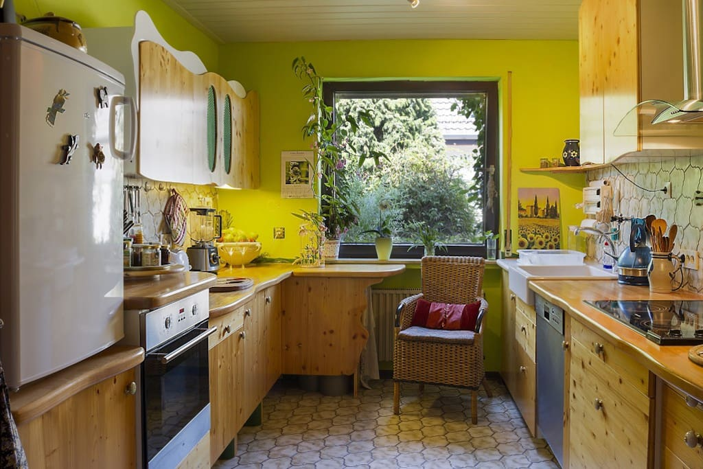 Küche  Kitchen