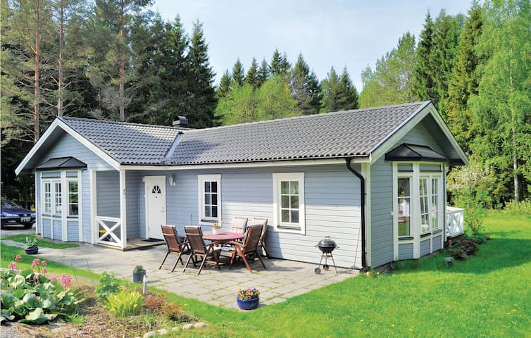 Holiday cottage with 4 bedrooms on 85m² in Vålberg