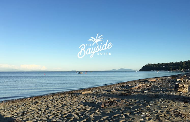 The Bayside Suite in Boundary Bay