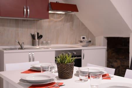 Casa per Vacanze - Via Dell'Amore - Montorio Al Vomano - อพาร์ทเมนท์