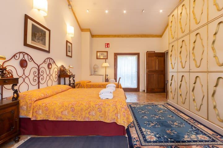 Ca'Palazzo Malvasia-Family Room