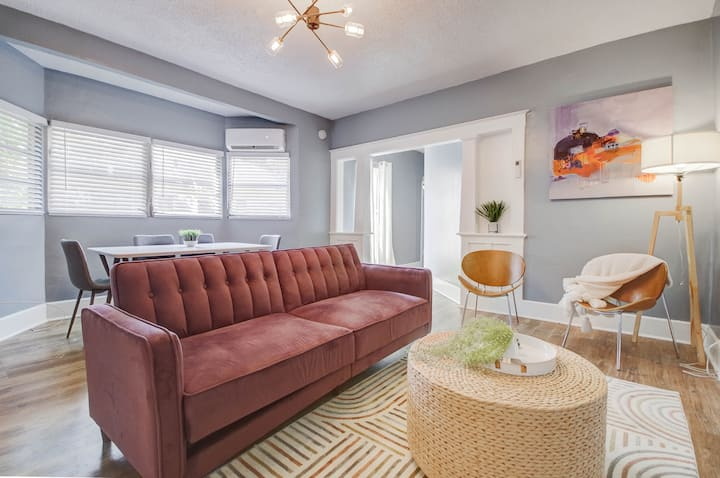 Centrally located stylish 2BR